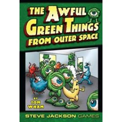 The Awful Green Things From...