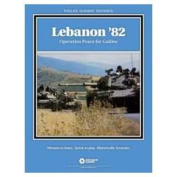 Lebanon '82: Operation...