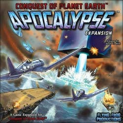 Conquest of Planet Earth:...