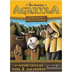 Agricola 2 Jugadores....