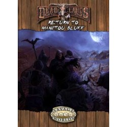 Deadlands Reloaded Return...