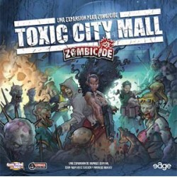 Zombicide. Toxic City Mall