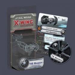 X-Wing. Bombardero TIE