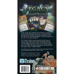 Legacy: Forbidden Machines