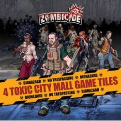 Zombicide. Toxic City Mall...