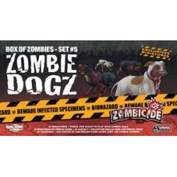 Zombicide. Zombie Dogz