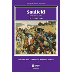Saalfeld: Prelude to Jena...