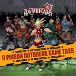 Zombicide. Prison Outbreak...