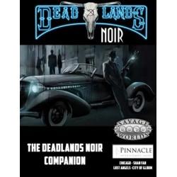 Deadlands Noir Companion