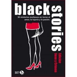 Black Stories: Edición Sexo...