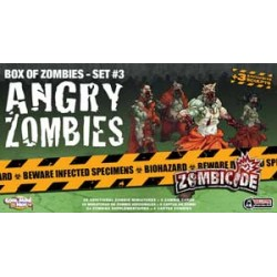 Zombicide. Angry Zombies
