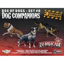 Zombicide. Dog Companions