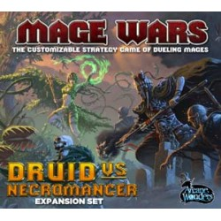 Mage Wars. Druid vs....