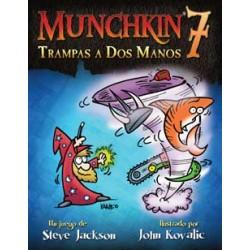 Munchkin 7: Trampas a dos...
