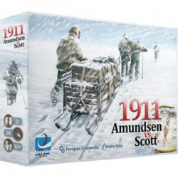 1911 Amundsen vs Scott (2ª...