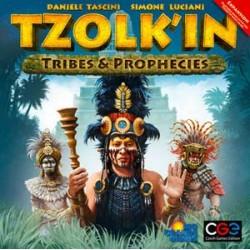 Tzolk'in: The Mayan...