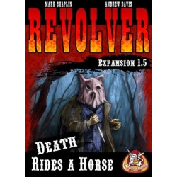 Revolver 1.5: Death Rides a...