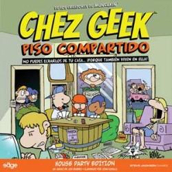 Chez Geek: Piso compartido