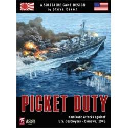 Picket Duty: Kamikaze...