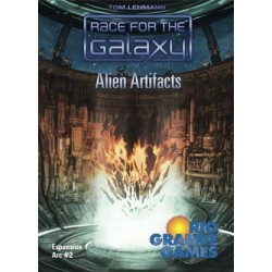 Race for the Galaxy: Alien...