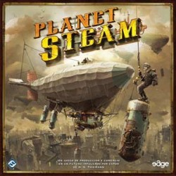 Planet Steam (castellano)