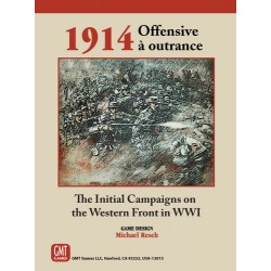 1914, Offensive à outrance