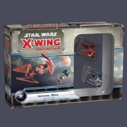 X-Wing. Ases imperiales