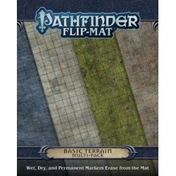 Pathfinder Flip-Mat: Basic...