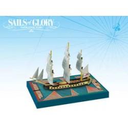 Sails of Glory. HMS...