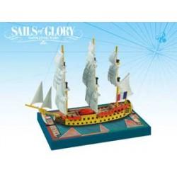 Sails of Glory. Le Berwick...