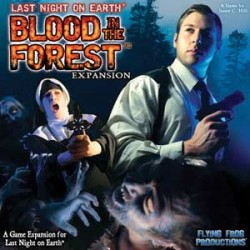 Last Night on Earth: Blood...