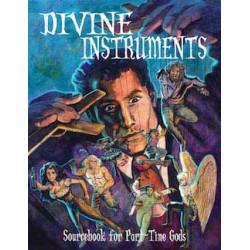 Part-Time Gods. Divine...