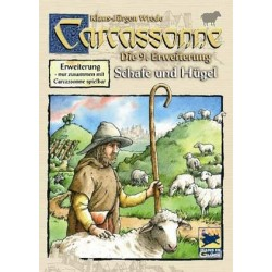 Carcassonne: Schafe und...