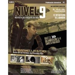 Revista Nivel 9. #1