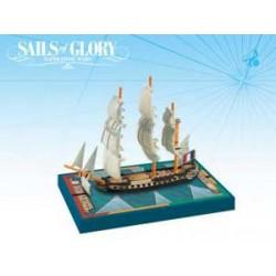 Sails of Glory. Proserpine...