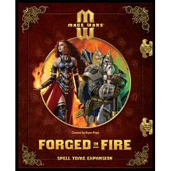 Mage Wars. Forged In Fire...