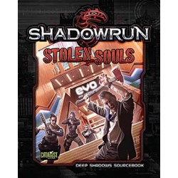 Shadowrun 5th. Stolen Souls