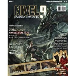 Revista Nivel 9. #2
