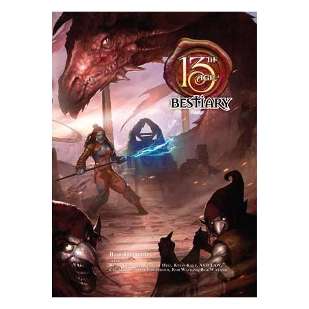 13th Age: Bestiary
