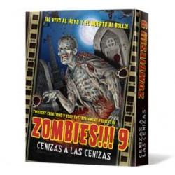 Zombies!!! 9: Cenizas a las...