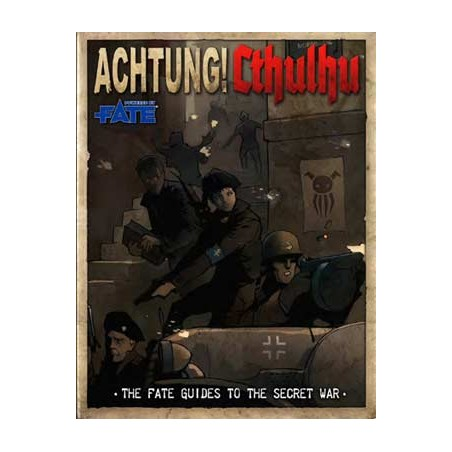 Achtung! Cthulhu - FATE...
