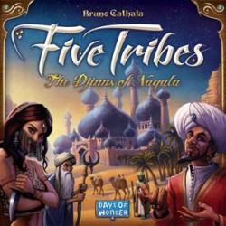 Five Tribes (inglés)