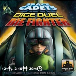 Space Cadets: Dice Duel....