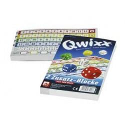 Qwixx 2 Zusatz-Blöcke / 2...