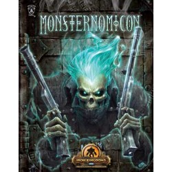 Iron Kingdoms. Monsternomicon