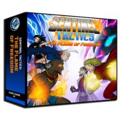 Sentinel Tactics: The Flame...