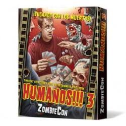 Humanos!!! 3: ZombieCon...