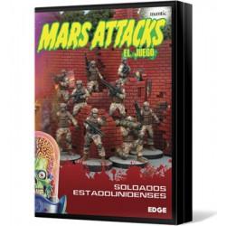Mars Attack: Soldados...