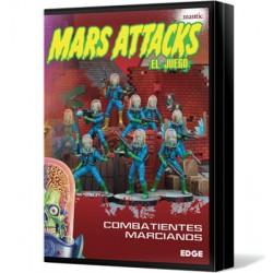 Mars Attack: Combatientes...
