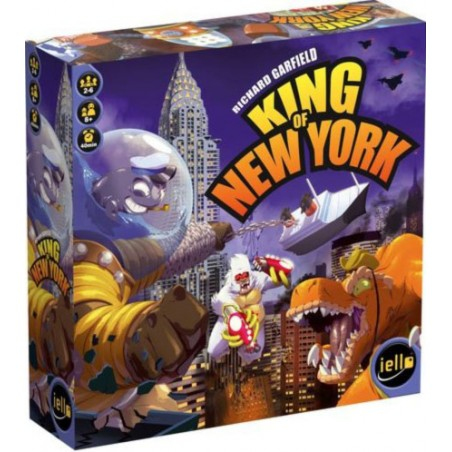 King of New York (castellano)